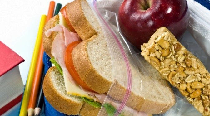 5 Quick lunch box recipe for kid's