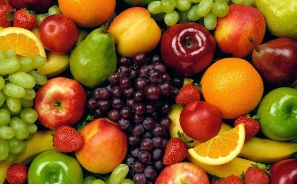 12 Seasonal Fruits chart in Delhi