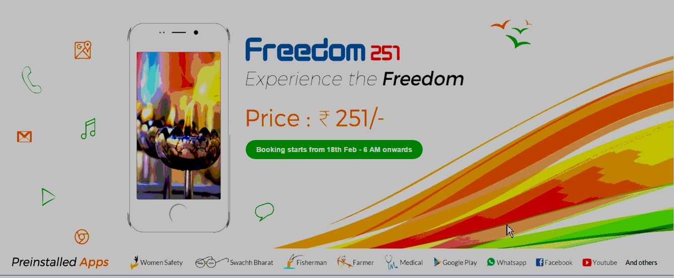 Cheapest smartphone with 1gb ram in india