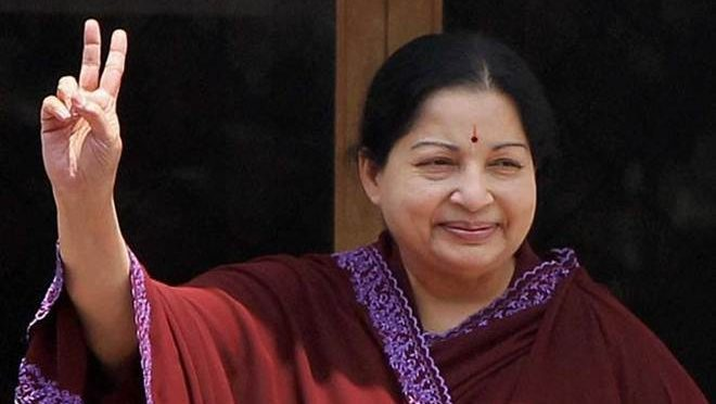 Remembering J Jayalalithaa