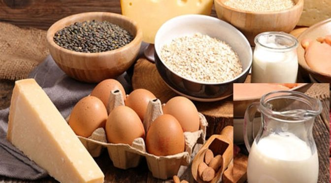 Indian diet 50% short of high-quality Protein